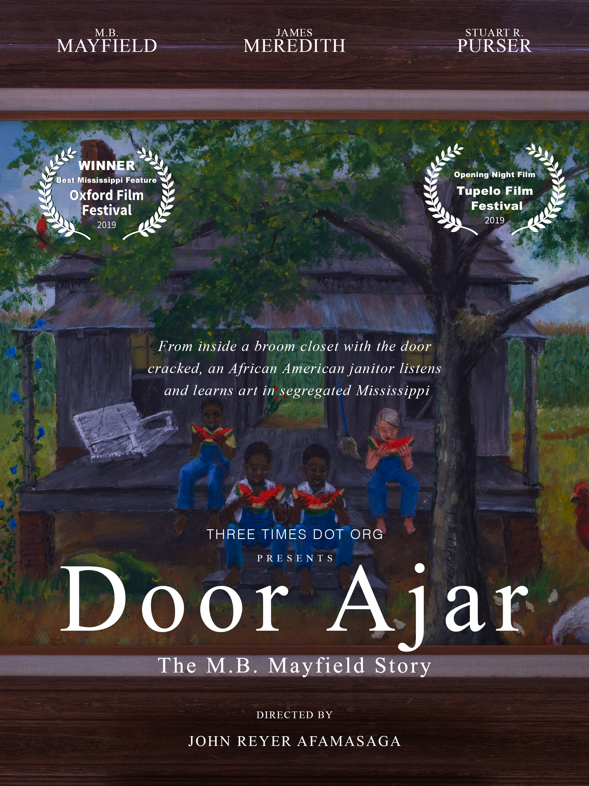 Door Ajar - The M.B. Mayfield Story